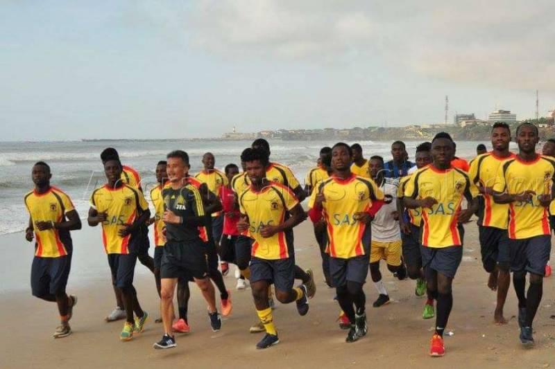 ghana soccer net