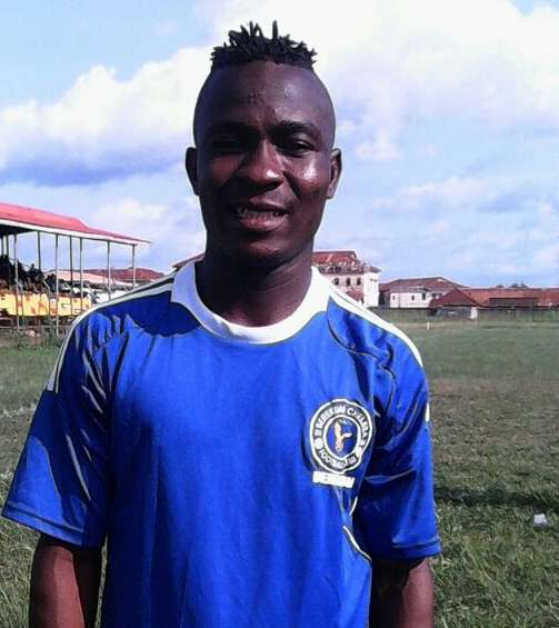 Berekum Chelsea striker Kofi Owusu vies for Premier League Board ...