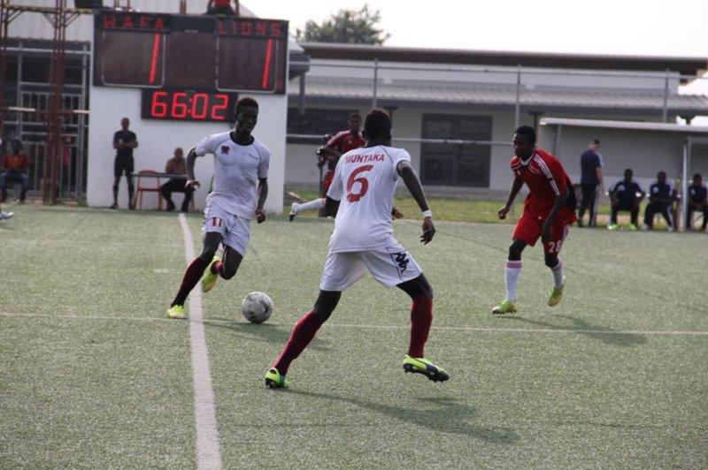 Heart of Lions midfielder Isaac Quansah close to joining Asante Kotoko