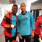 Hearts of Oak closing in on 2014 FIFA World Cup Ghana goalkeeper Adams - Reports