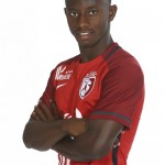 Highly rated Ghanaian youngster Yaw Yeboah made Lille bench for the first time this season against Guingamp