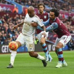 How Andre Ayew's Swansea City perfected Arsenal blueprint for possession football
