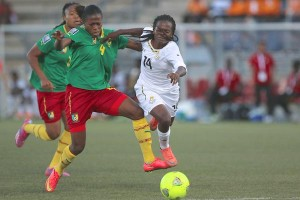 Princesses host Equatorial Guinea in Kumasi in 2016 World Cup qualifier