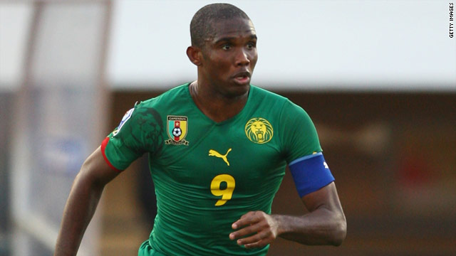 Eto'o steps in as Ahmad's axe gets closer to Cameroon's 2019 AFCON hosting rights
