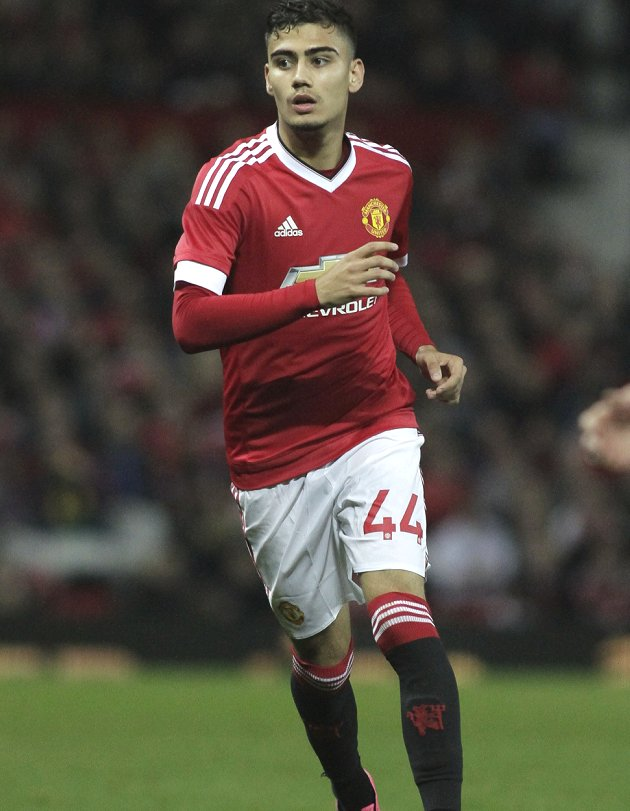 new arrival 1a61a a9c15 Man Utd must shop globally for youth talent - McGuinness ...