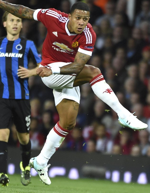 ​United's Depay behind only Messi, Ronaldo in shirt sales