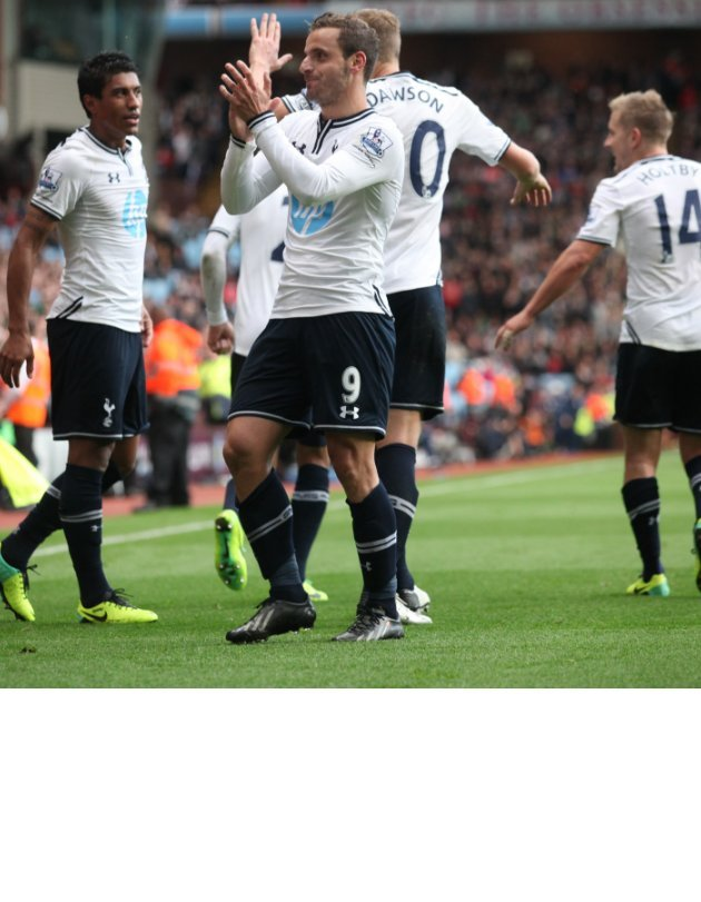 ​Dembele: It's easy playing for Tottenham right now