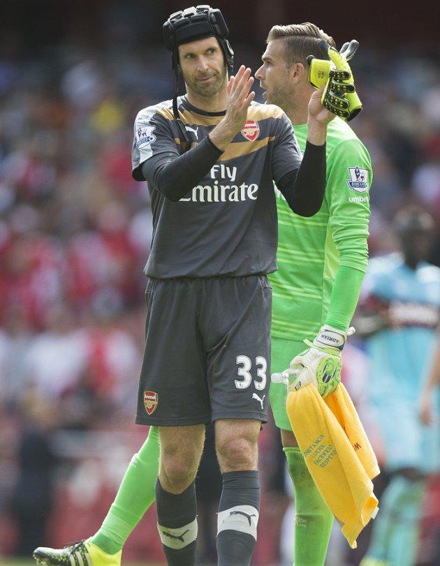 Petr Cech Impressed By Young Arsenal Teammate Matt Macey Ghana Latest Football News Live Scores Results Ghanasoccernet