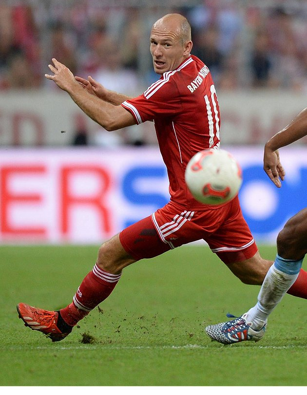 Man Utd boss Van Gaal: Do I want Robben? Ronaldo...?