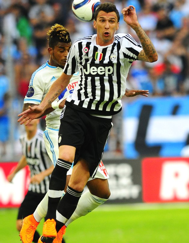 CHAMPIONS LEAGUE - GROUP D: Juventus edge Man City in Turin to go top