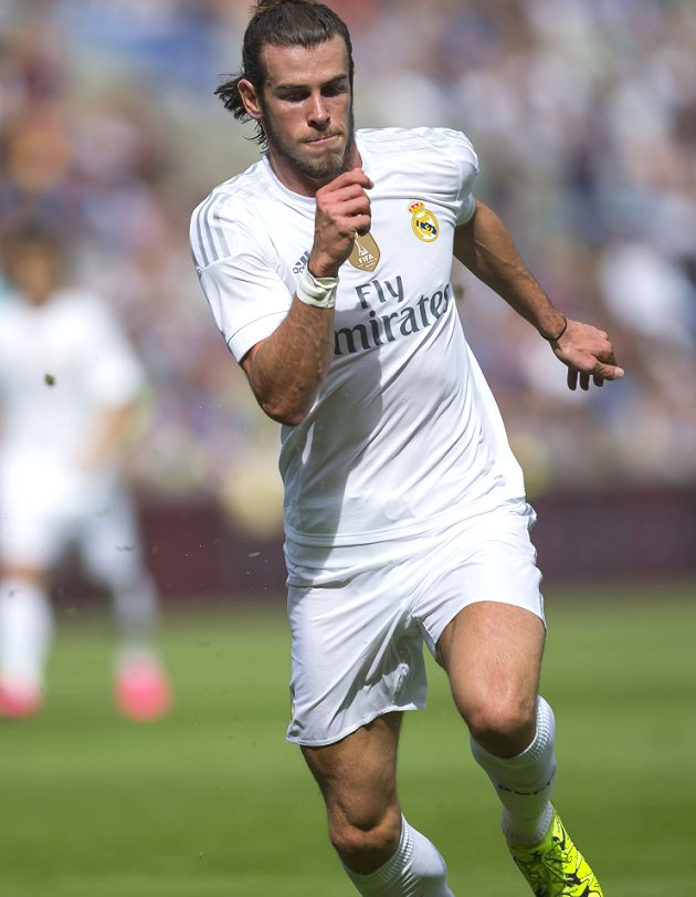 Real Madrid star Bale blames hamstring woe on Lamborghini