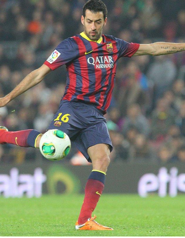 Barcelona hero Abidal slams UEFA over Busquets snub
