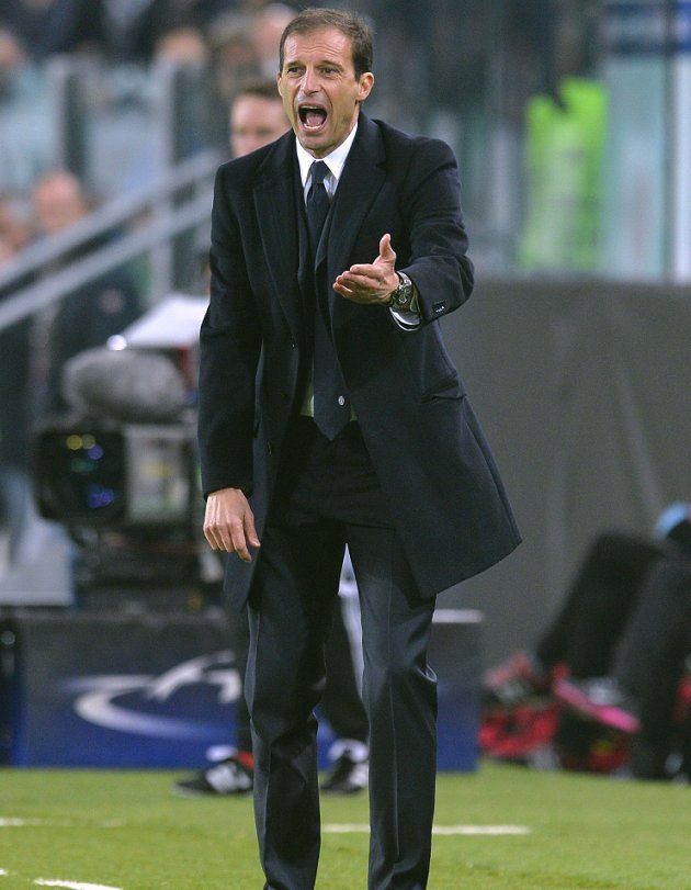 Juventus GM Marotta: Allegri deserves praise for Champions League progress