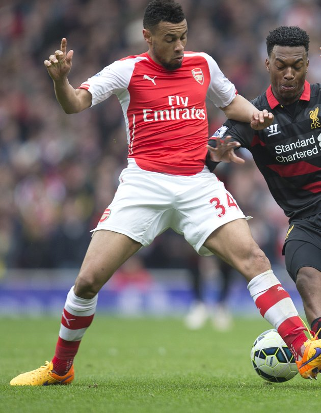 Flamini convinced he can fill Coquelin void at Arsenal