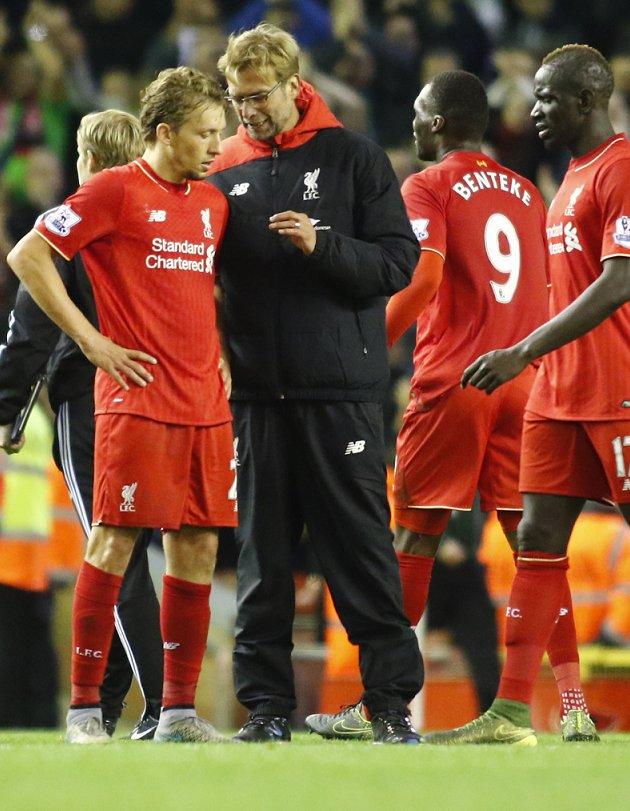 Lovren says life much easier at Liverpool under Klopp