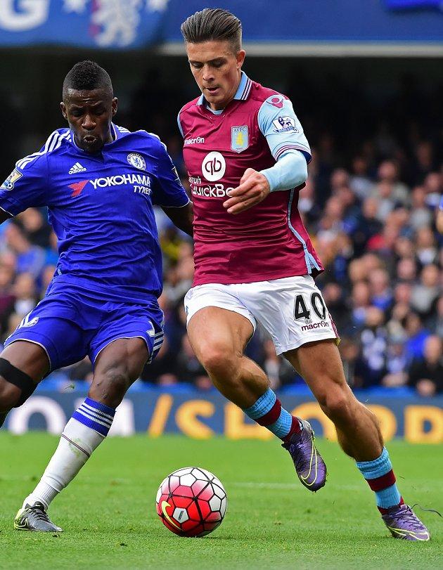 Aston Villa boss Garde axes 'unprofessional' Grealish