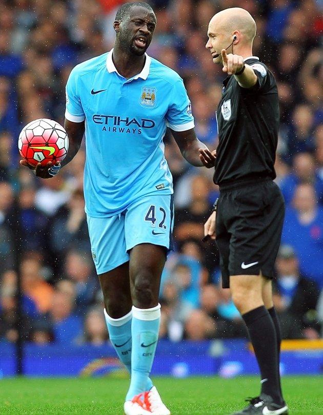 Ex-Spurs boss Redknapp slams Man City captain Toure for shirt swap