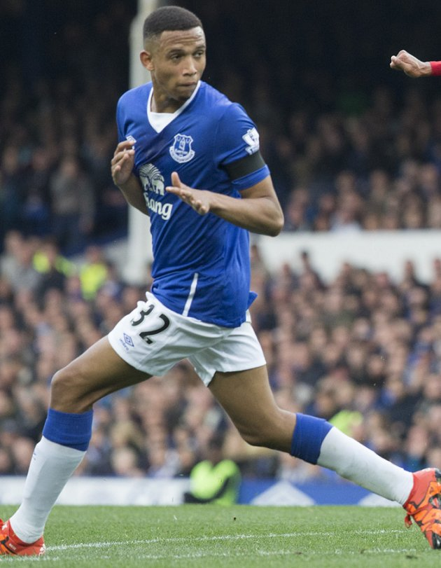 Martinez wants improved deal for Everton young gun Galloway