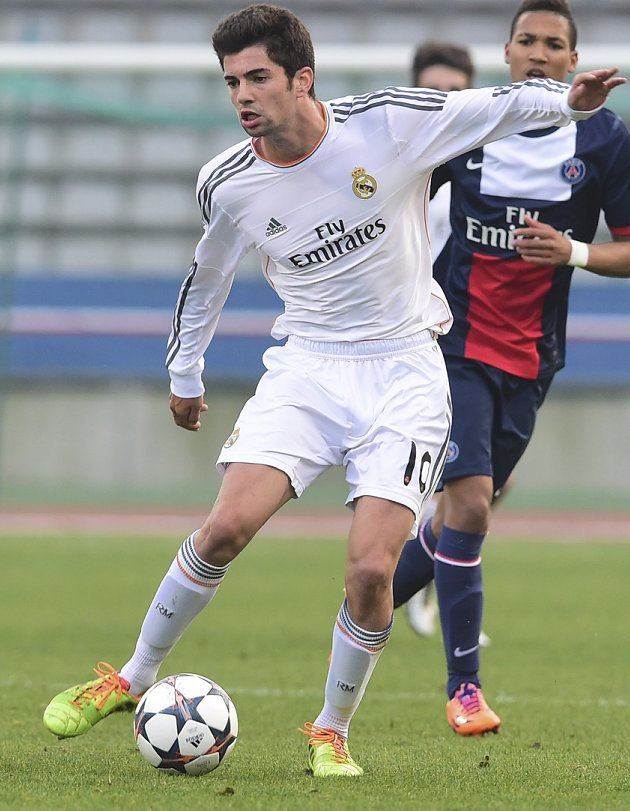 Enzo Zidane: Why he'll handle hype around Real Madrid debut