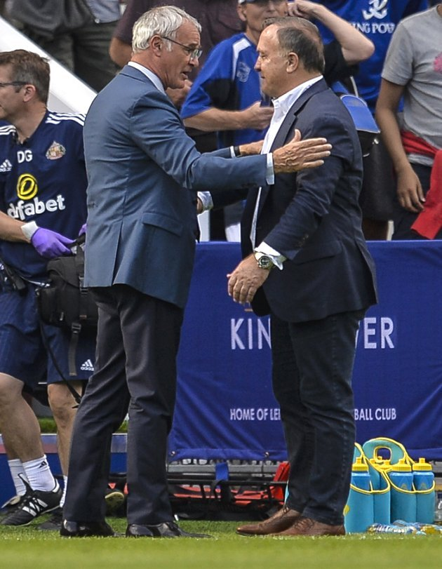 Ranieri: Leicester will learn about ourselves against Man Utd