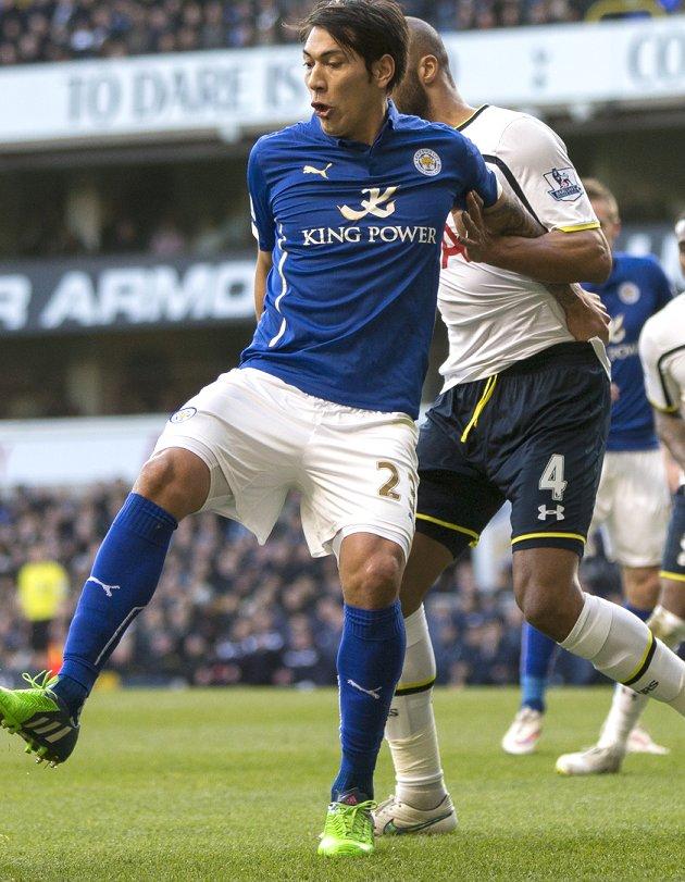 Ulloa: Leicester spirit best since I arrived
