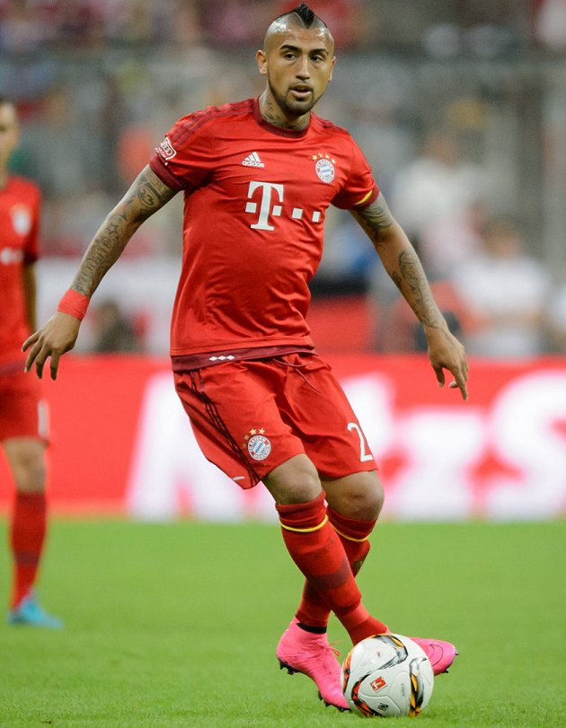 Vidal: Bayern Munich simply better than Juventus