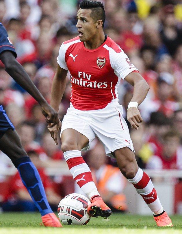 Henry hints at Arsenal rest for Sanchez