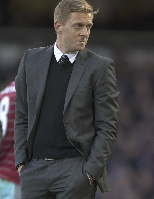 Coach Garry Monk has no doubt Andre Ayew, Swansea players are by his side