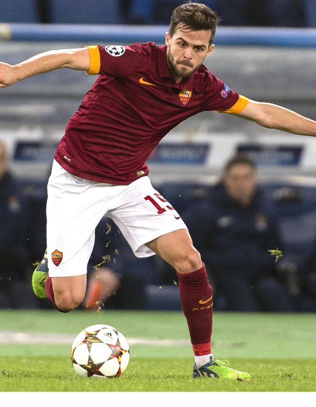 Roma chief Sabatini fires barb at Pjanic over Real Madrid, Barcelona rumours