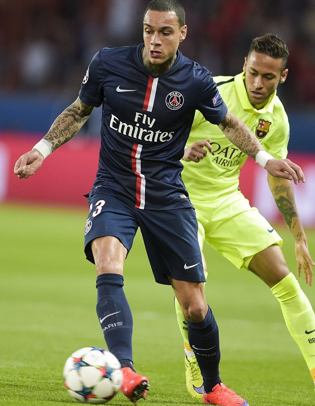 Van der Wiel agent opens door to Inter Milan move