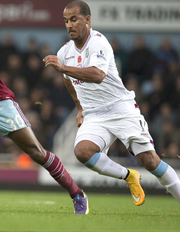 Jordan Ayew and his team-mates have to improve, that is a fact - Aston Villa boss Garde