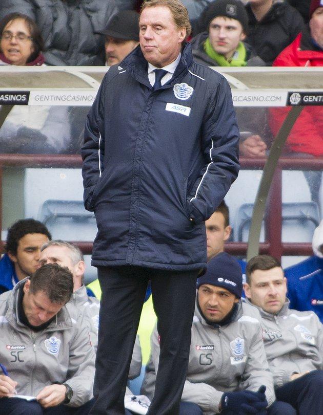 Former Tottenham boss Redknapp linked with Newcastle