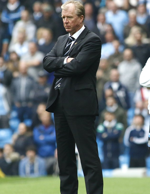 Ashley to decide on future of Newcastle boss McClaren