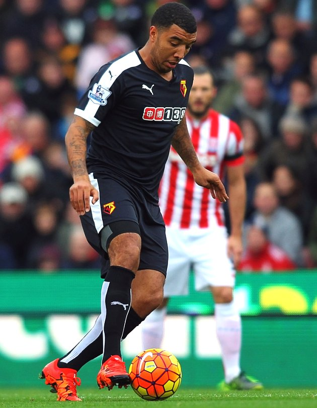 Watford ace Deeney not gunning for Aston Villa relegation