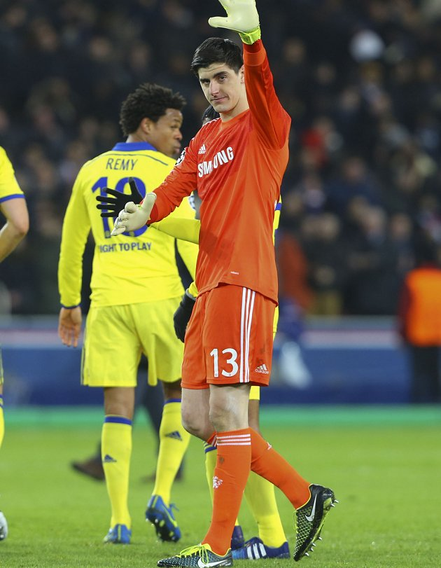 Courtois on verge of Chelsea return