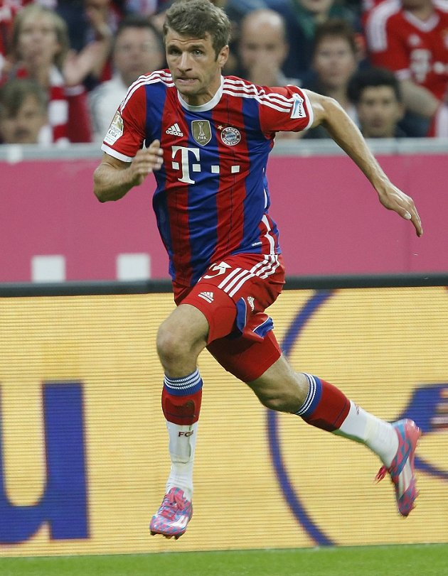 Bayern Munich chief Sammer again declares Man Utd target Muller 'irreplaceable'