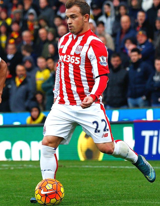Xherdan Shaqiri: I know Stoke was right choice