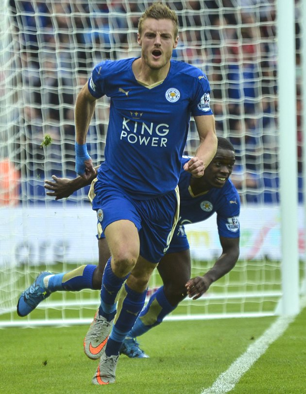 Vardy: Broken bones won't stop me playing for Leicester