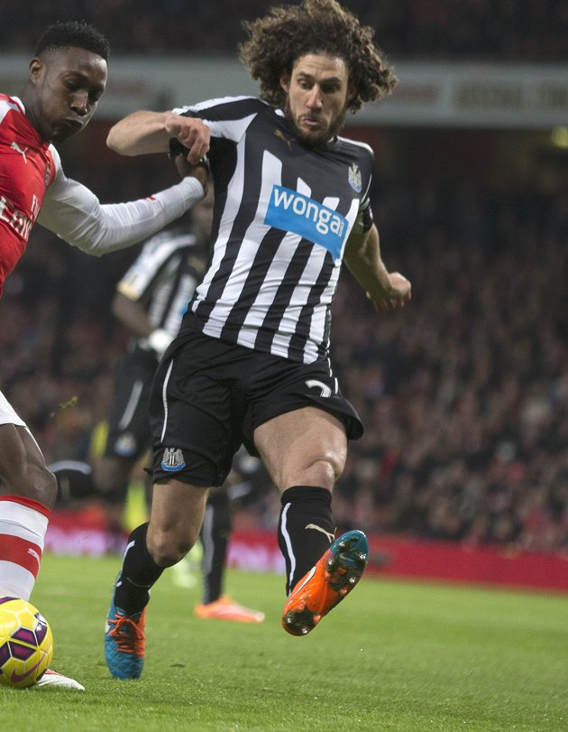 Coloccini (again!) apologises to Newcastle fans