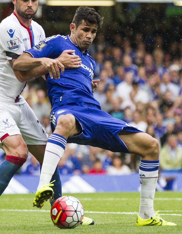 Man Utd legend Scholes: Without the goals, Diego Costa looks STUPID
