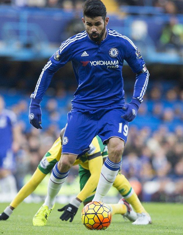Ivanovic confident Chelsea ace Costa will quickly recoil