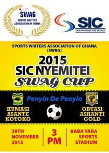 Asante Kotoko vs Ashgold Preview: SIC Nyametei SWAG Cup