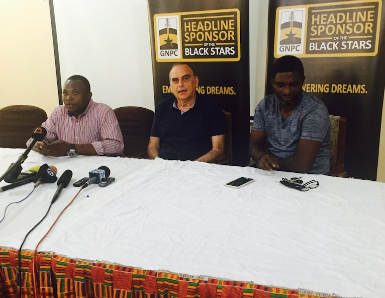 Avram Grant not keen on extending contract as Black Stars coach