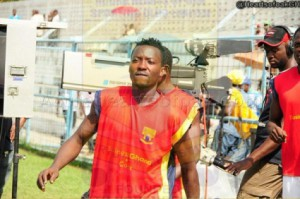 OFFICIAL: Hearts confirm departure of midfielder Kofi Abanga