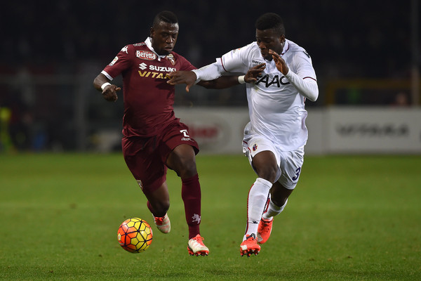 Afriyie Acquah triumphs over 'junior brother' Godfred Donsah as Torino beat Bologna