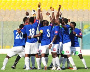 Aduana Stars target top 4 finish next season despite revamping the team