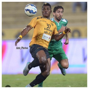 Ghana defender Rashid Sumaila guides Al Qadsia to top spot in Kuwait Pro League
