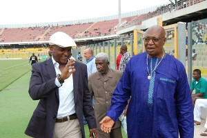 Hearts chief Alhaji Hearts jabs Board Chairman, Togbe Afede XIV; brands him a liar