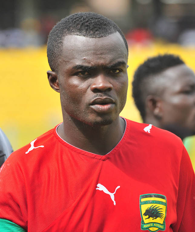 NPFL UPDATE: Enyimba Enquire About Kotoko Skipper Amos Frimpong
