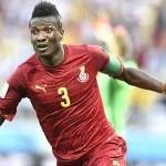 2018 FIFA World Cup: Ghana captain Asamoah Gyan declares himself fit to face Comoros